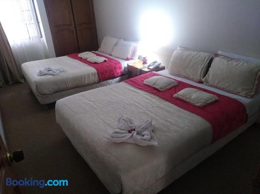 Hotel Casa La Riviera - Bogotá - Bedroom