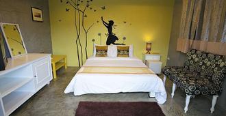 Payi Resort - פאי - חדר שינה