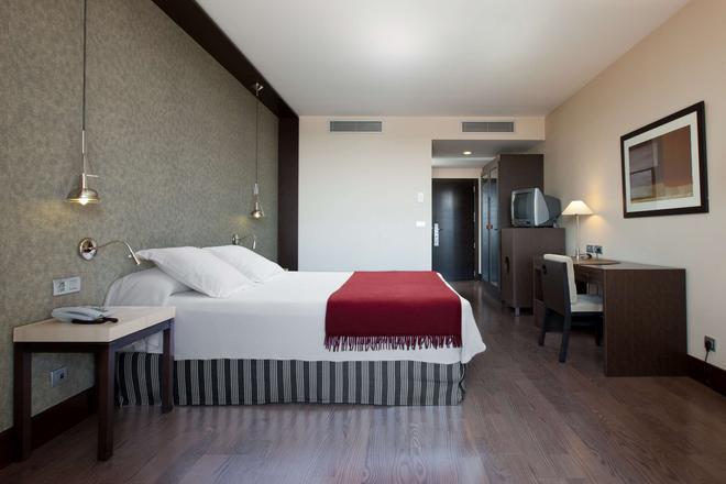 NH Alicante - Alicante - Bedroom