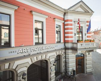 Art Hotel Roma - Лієпая - Building