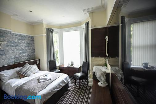 Victoria Park Hotel - Derby - Phòng ngủ