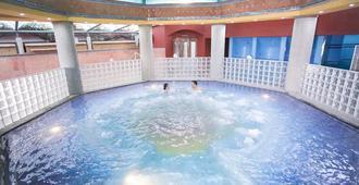 橄欖樹溫泉酒店 - 瓦哈卡 - 瓦哈卡 - 游泳池