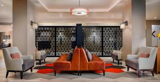 Four Points by Sheraton Houston Greenway Plaza - יוסטון - טרקלין