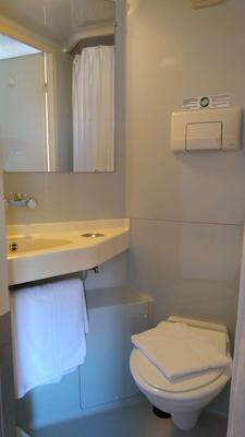 Premiere Classe La Rochelle Sud - Angoulins - Angoulins - Bathroom