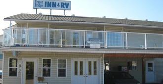 Fraser Bridge Inn And RV Park - Quesnel - Building