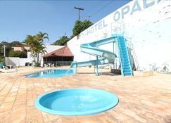 Hotel Opala - Águas de Lindóia - Pool