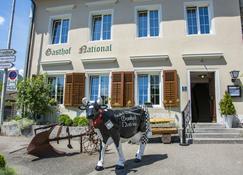 Gasthof National - Langendorf - Building