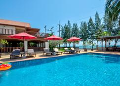 Palm Beach Resort - Pak Nam Pran - Pool