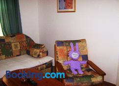 Fészek Apartmanház - Vonyarcvashegy - Living room