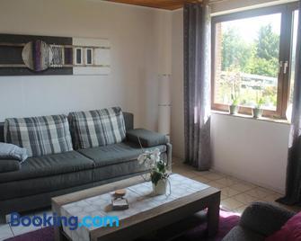 Ferienwohnung Paloma - Porta Westfalica - Living room