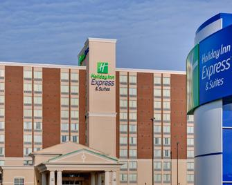 Holiday Inn Express & Suites Chatham South - Chatham-Kent - Gebouw