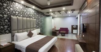 Hotel Narula's Aurrum - Amritsar - Phòng ngủ