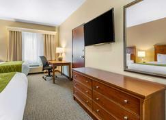 Comfort Inn & Suites Davenport - Quad Cities - Davenport - Bedroom