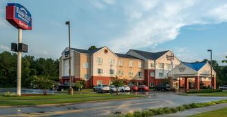 Fairfield Inn & Suites by Marriott Jacksonville - Jacksonville