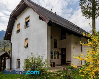 Bovec Holiday House - Bovec - Building