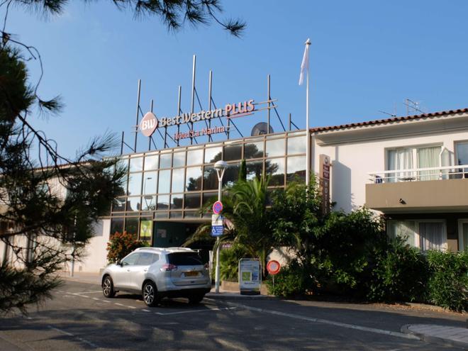 Best Western Plus Hotel La Marina - Saint-Raphaël - Rakennus