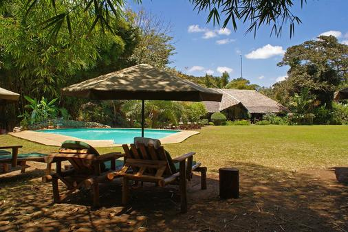 Moivaro Coffee Plantation Lodge - Arusha - Pool