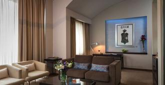 Boutique Garni Hotel Townhouse27 - Belgrade - Living room