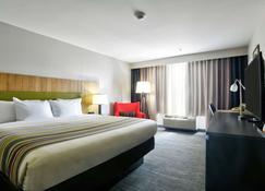 Country Inn & Suites Oklahoma City Airport - Оклахома-Сіті - Bedroom
