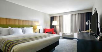 Country Inn & Suites Oklahoma City Airport - Oklahoma City - Bedroom