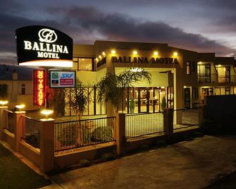 Ballina Motel - Napier - Bina