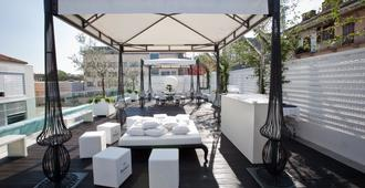 Hotel Magna Pars Suites - מילאנו - פטיו