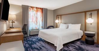 Fairfield Inn & Suites by Marriott Indianapolis NW - Indianápolis - Habitación