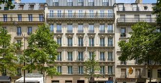 Hotel Locomo - París - Edificio