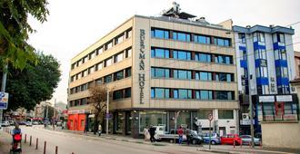 Burcman Hotel - Bursa - Edificio