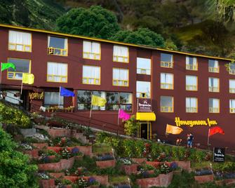 Honeymoon Inn - Mussoorie - Building