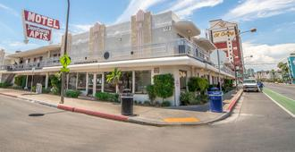 Downtowner Boutique Hotel - Las Vegas - Rakennus