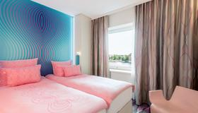 nhow Berlin - Berlino - Camera da letto