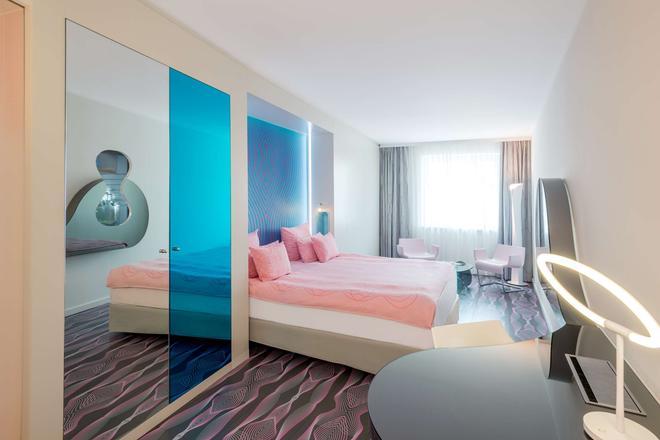 nhow 柏林酒店 - 柏林 - 柏林 - 臥室