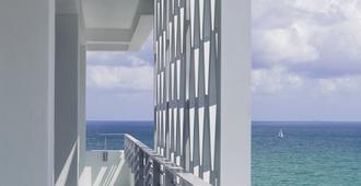 Soho Beach House - ميامي بيتش - شرفة