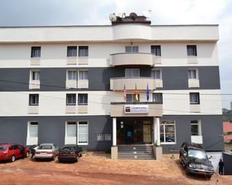 Congress Hotel - Yaoundé - Gebouw