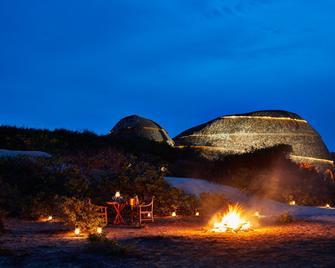 Wild Coast Tented Lodge - Kirinda - Außenansicht