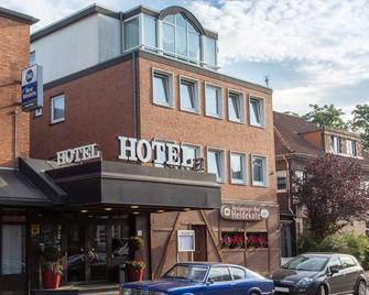 Best Western Hotel Heide - Ольденбург - Building