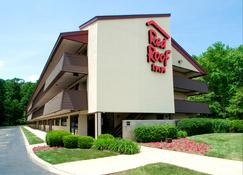 Red Roof Inn Albany Airport - Albany - Building