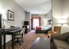 Comfort Suites - Columbia - Bedroom