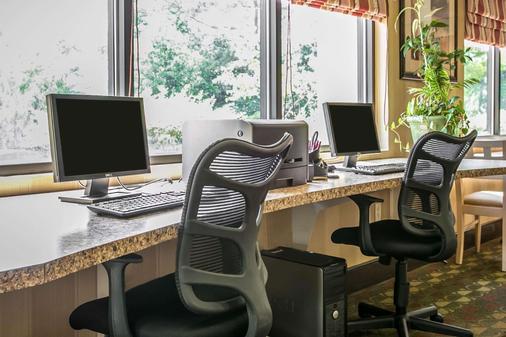Comfort Suites - Columbia - Business centre
