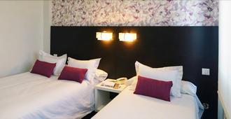 Hotel Las Terrazas - Burgos - Bedroom