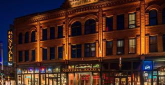 Montvale Hotel - Spokane - Toà nhà