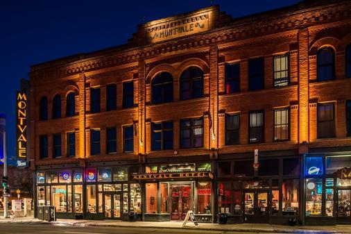 Montvale Hotel - Spokane - Building