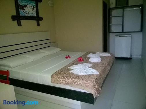 Pousada Marajoara - Tibau do Sul - Phòng ngủ