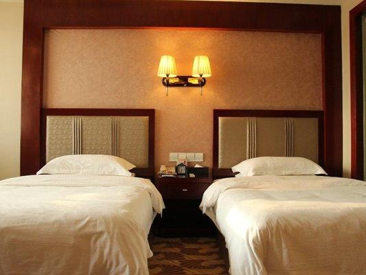 Xiledeng Holiday Hotel - Hefei - Bedroom