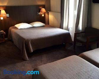 Hôtel Les Negociants - Valence - Camera da letto