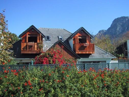 Glenhaven Guesthouse - Cape Town - Building