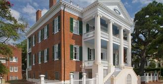 Choctaw Hall Bed & Breakfast - Natchez - Edificio