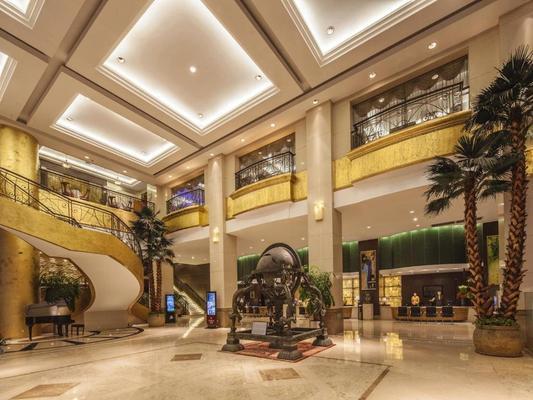 Overseas Chinese Hotel Wenzhou - Wenzhou - Lobby
