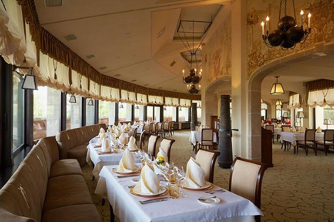 Citadel Inn Hotel & Resort - Leópolis - Restaurante